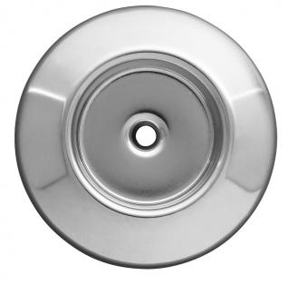 Rosette | Bendikowski Metallverarbeitung GmbH - Edelstahl - Stanzen Entfetten Trocknen