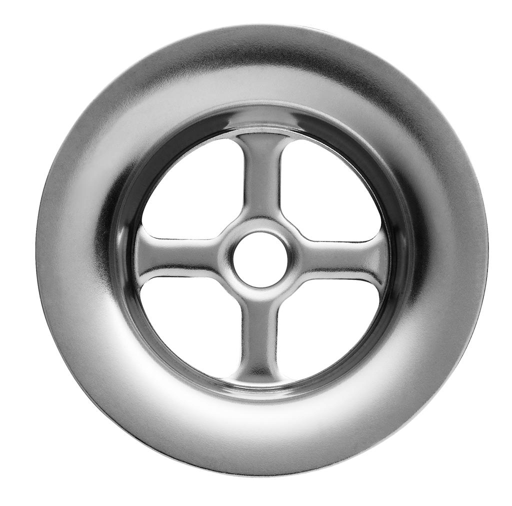 Ventiloberteil | Bendikowski Metallverarbeitung GmbH - Edelstahl - Stanzen Entfetten Trocknen